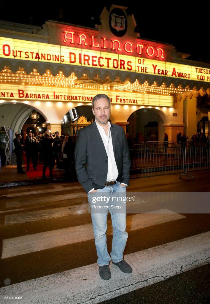 Director Denis Villeneuve of 'Arrival' attends the Outstanding Director's Award during the 32nd Santa Barbara International Film Festival at the Arlington Theatre on February 7, 2017 in Santa Barbara, California.
