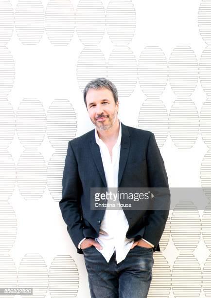 Director Denis Villeneuve of 'Blade Runner 2049' for Los Angeles Times on September 24, 2017 in Los Angeles, California.