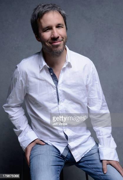 Director Denis Villeneuve of 'Prisoners' poses at the Guess Portrait Studio during 2013 Toronto International Film Festival on September 7 2013 in...