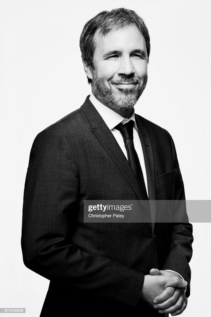 Director Denis Villeneuve poses for a portrait at the 31st Annual American Cinematheque Awards Gala at The Beverly Hilton Hotel on November 10, 2017 in Beverly Hills, California.