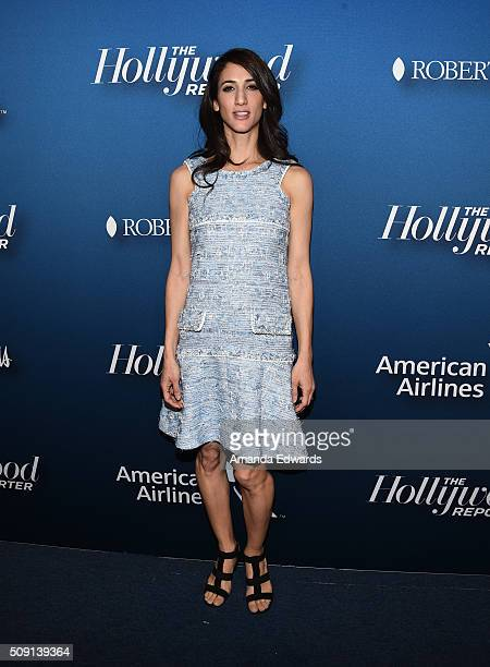 Director Deniz Gamze Erguven arrives at The Hollywood Reporter's 4th Annual Nominees Night at Spago on February 8 2016 in Beverly Hills California