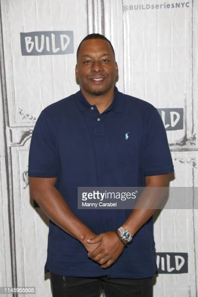 Director Deon Taylor attends Build Series to discuss his new film The Intruder at Build Studio on April 29 2019 in New York City