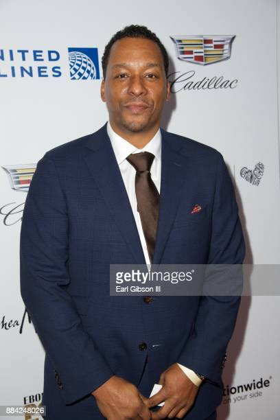 Director Deon Taylor attends Ebony Magazine's Ebony's Power 100 Gala at The Beverly Hilton Hotel on December 1 2017 in Beverly Hills California