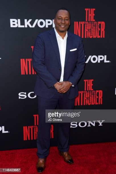 Director Deon Taylor attends the Screen Gems premiere of 'The Intruder' at ArcLight Hollywood on May 01 2019 in Hollywood California