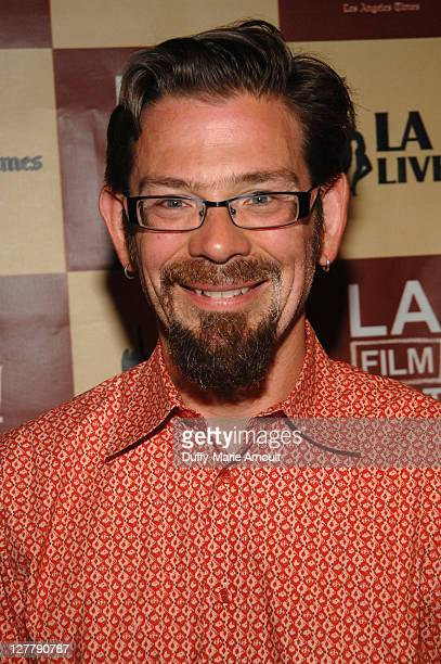 """Director Deron Albright attends the """"The Destiny of Lesser Animals"""" Q & A during the 2011 Los Angeles Film Festival held at the Regal Cinemas L.A...."""