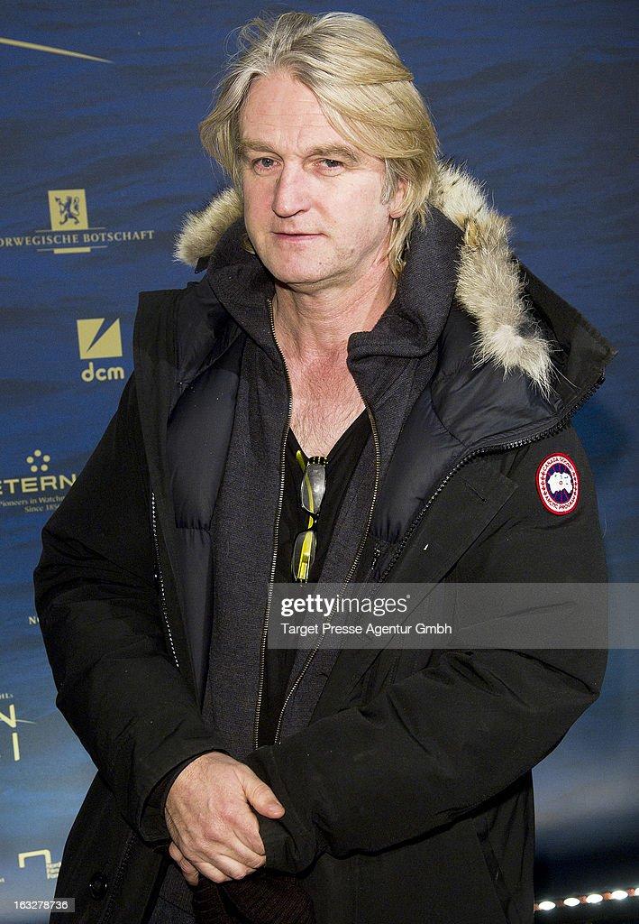Director Detlev Buck attends the 'Kon-Tiki' Premiere at Kino International on March 6, 2013 in Berlin, Germany.