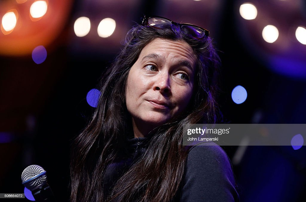 Director Diane Paulus attends BroadwayCon 2016 at the Hilton Midtown on January 24, 2016 in New York City.