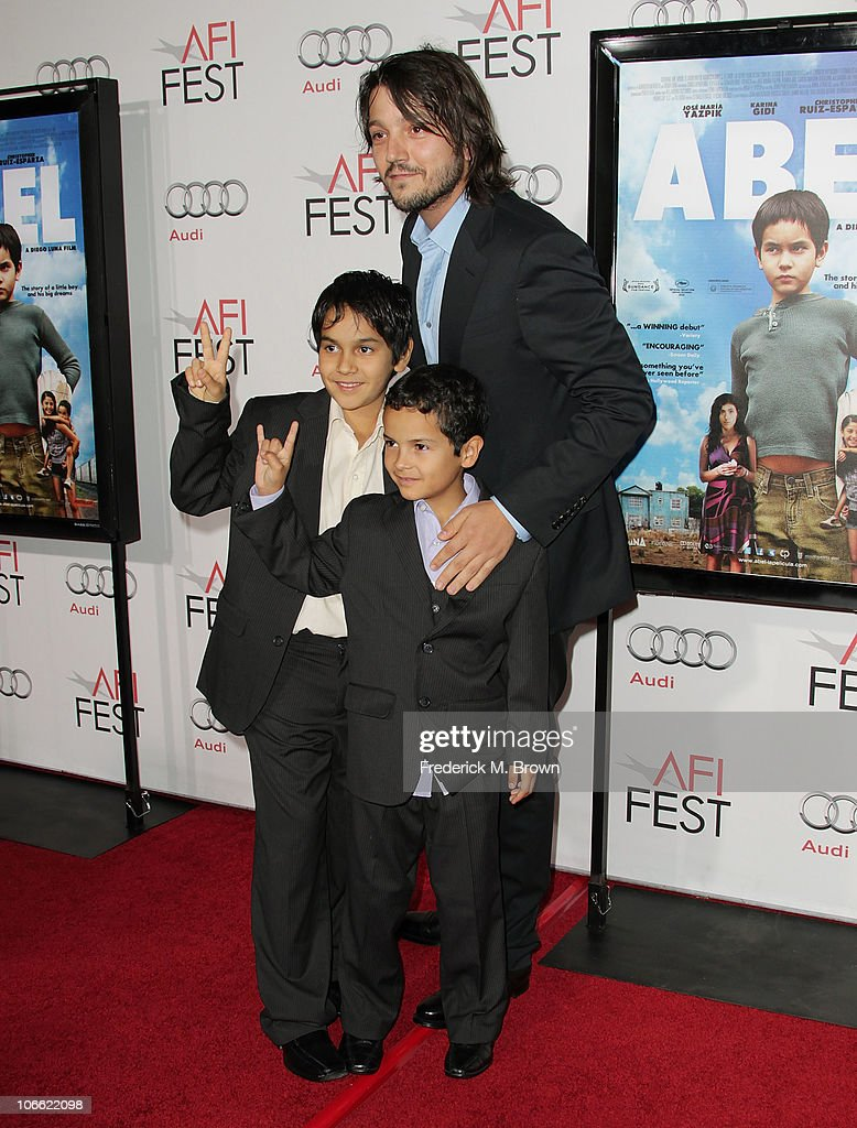 "AFI FEST 2010 Presented By Audi - ""Abel"" Screening - Arrivals"