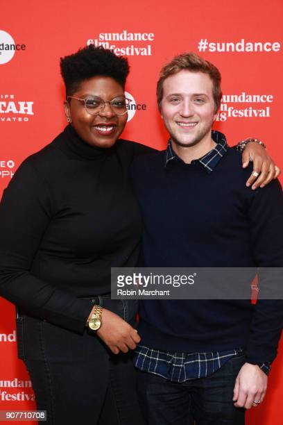 Director Dime Davis and Harry Vaughn Sundance Film Festival Associate Programmer attend the 'Westwood Punk Icon Activist' Premiere And Wild Wild West...