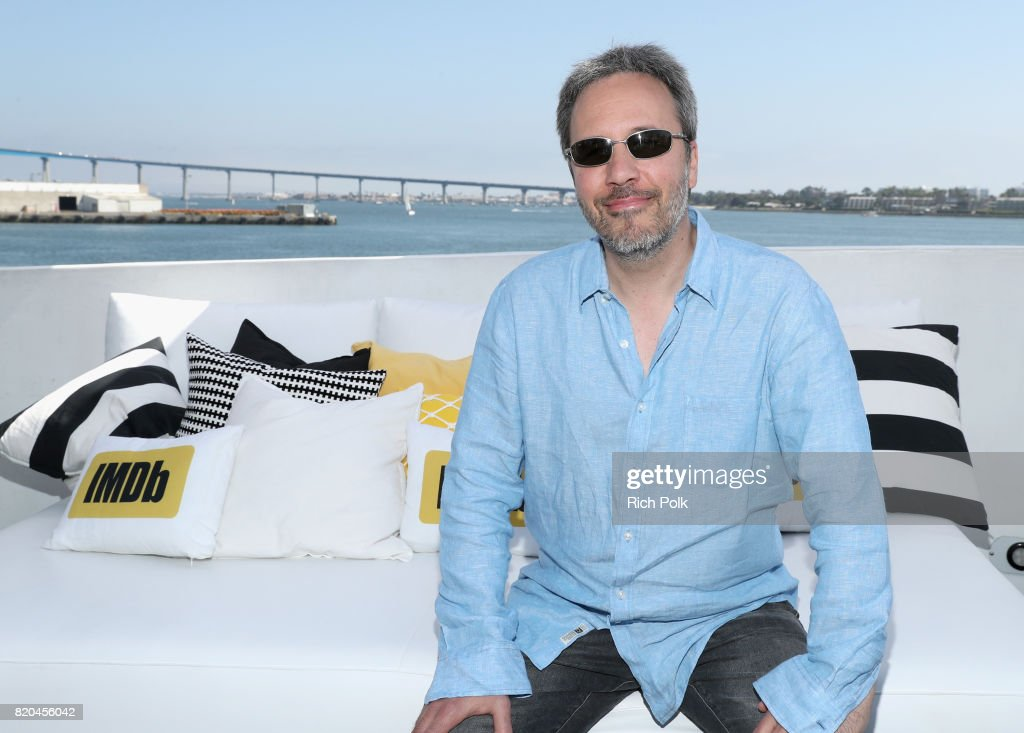 Director Director Denis Villeneuve on the #IMDboat at San Diego Comic-Con 2017 at The IMDb Yacht on July 21, 2017 in San Diego, California.