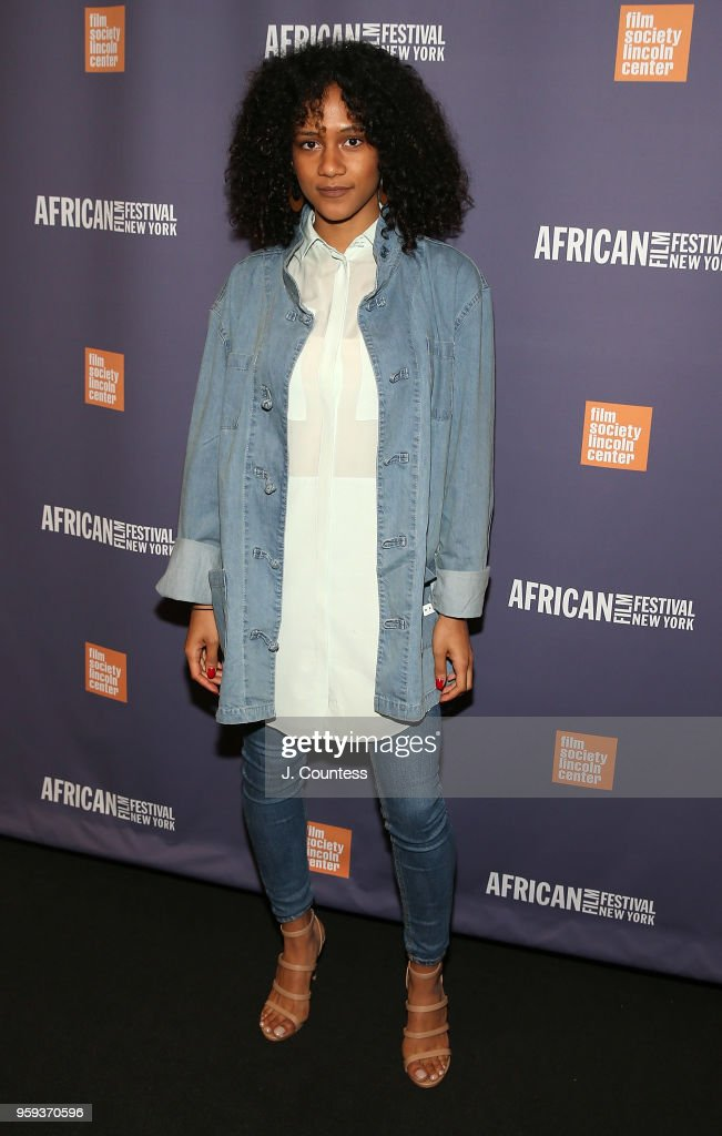 Director Djali Brown-Cepeda attends the opening night of the 25th African Film Festival at Walter Reade Theater on May 16, 2018 in New York City.
