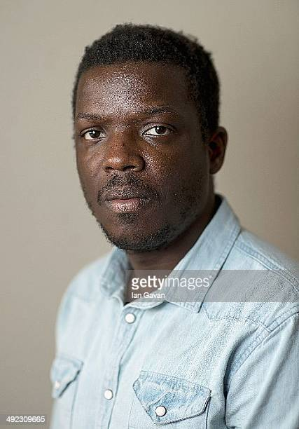 Director Djinn Carrenard poses for the 'Faire L'amour' Portrait Session during the 67th Annual Cannes Film Festival on May 16 2014 in Cannes France