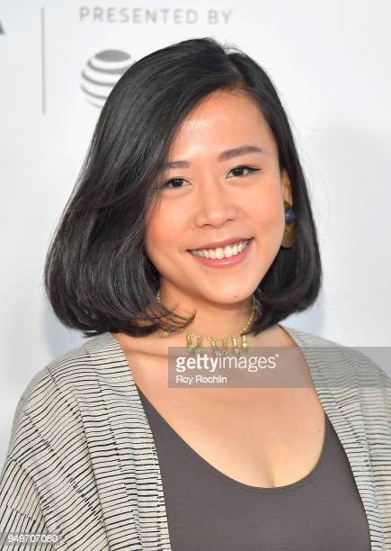 Director Domee Shi attends the Shorts Program Bao during the 2018 Tribeca Film Festival at Regal Battery Park 11 on April 21 2018 in New York City