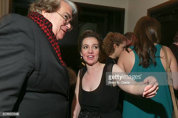 Director Domenica CameronScorsese attends the Almost Paris premiere after party on April 24 2016 in New York City