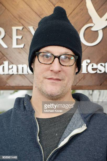 Director Don Argott attends as Grey Goose Blue Door hosts the casts of gamechanging films during the Sundance Film Festival at The Grey Goose Blue...