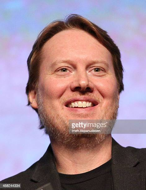 Director Don Hall speaks onstage during Deadline's The Contenders at DGA Theater on November 1 2014 in Los Angeles California