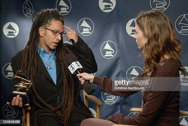 Director Don Letts winner Best Long Form Music Video for The Clash Westway to the World is interviewed