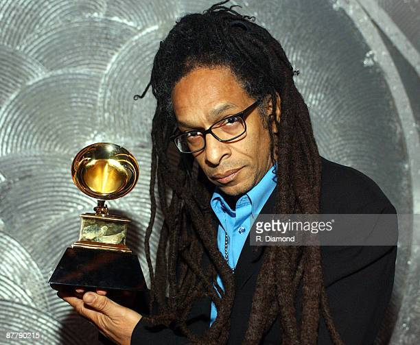 Director Don Letts winner Best Long Form Music Video for The Clash Westway to the World