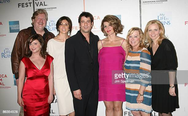 Director Donald Petrie actor Rachel Dratch producer Nathalie Marciano Alexis Georgoulis Nia Vardalos Fox Searchlight CEO Nancy Utley and producer...