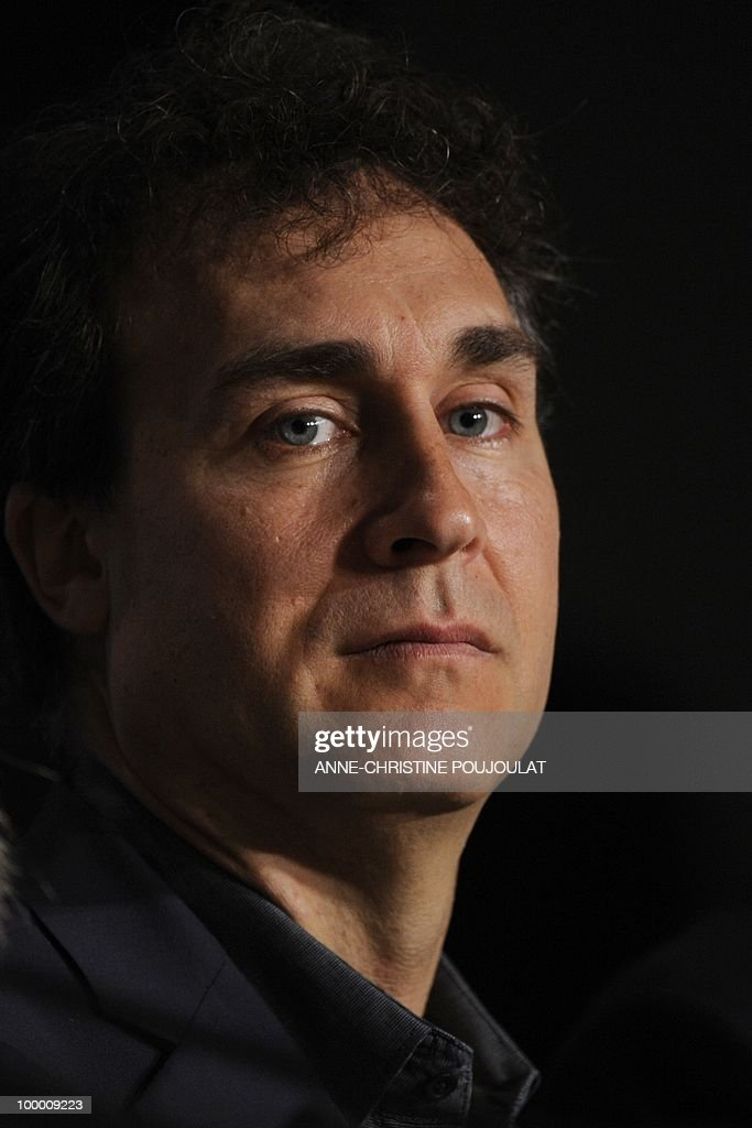 US director Doug Liman attends the press conference of 'Fair Game' presented in competition at the 63rd Cannes Film Festival on May 20, 2010 in Cannes.