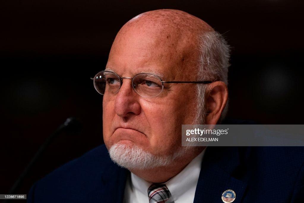 US-POLITICS-CORONAVIRUS-HEARING : News Photo