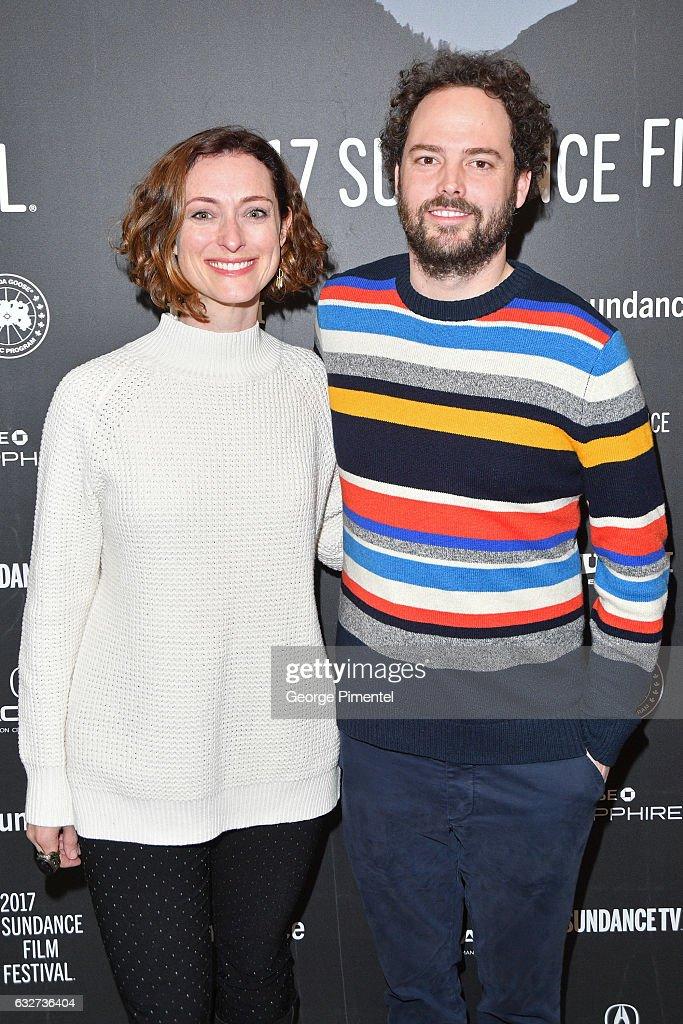 'Newness' Premiere - 2017 Sundance Film Festival : News Photo
