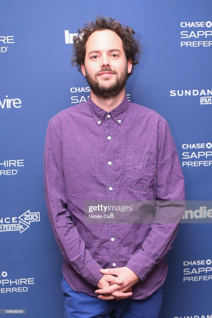 Director Drake Doremus attends the Chase Sapphire VIP Event at Chase Sapphire during the 2013 Sundance Film Festival on January 20, 2013 in Park City, Utah.