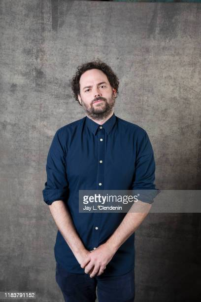 Director Drake Doremus from 'Endings, Beginnings' is photographed for Los Angeles Times on September 8, 2019 at the Toronto International Film...