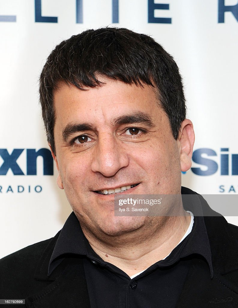 Celebrities Visit SiriusXM Studios - February 27, 2013
