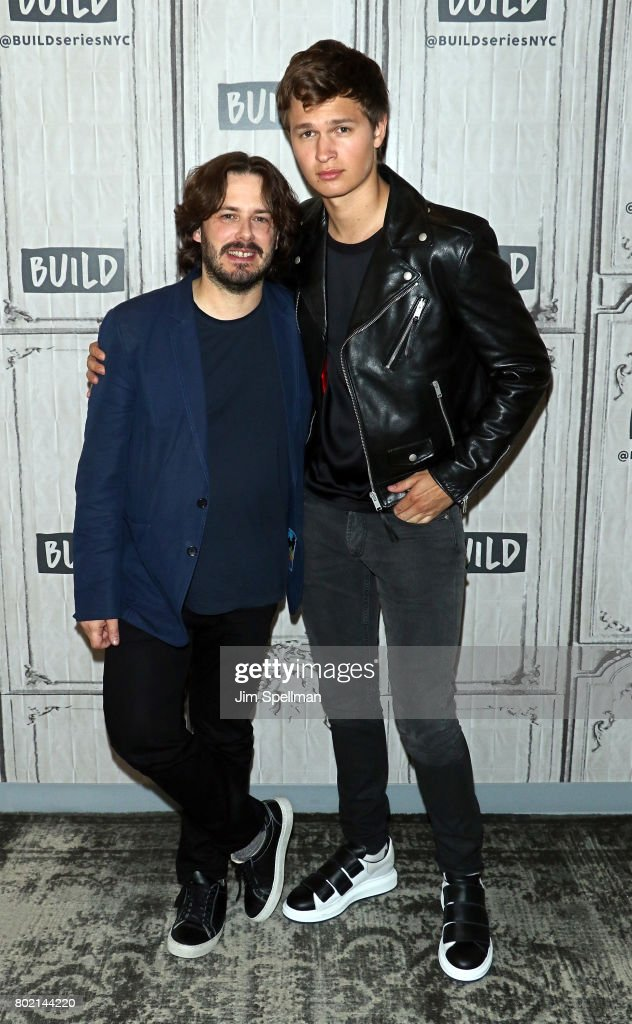 "Build Presents Ansel Elgort And Edgar Wright Discussing ""Baby Driver"""