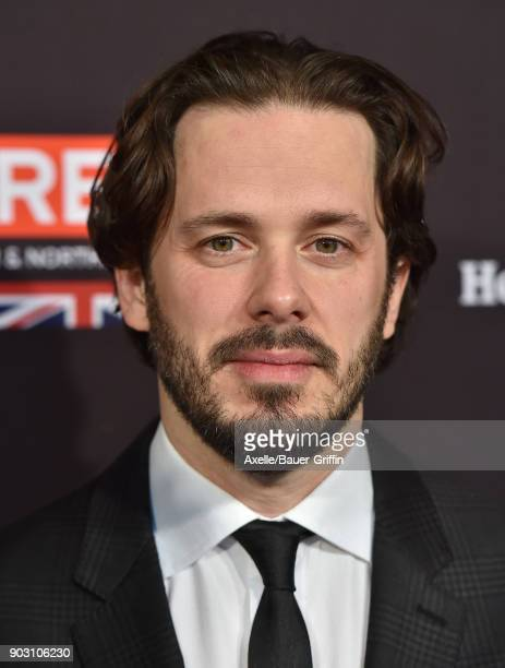 Director Edgar Wright arrives at The BAFTA Los Angeles Tea Party at Four Seasons Hotel Los Angeles at Beverly Hills on January 6 2018 in Los Angeles...