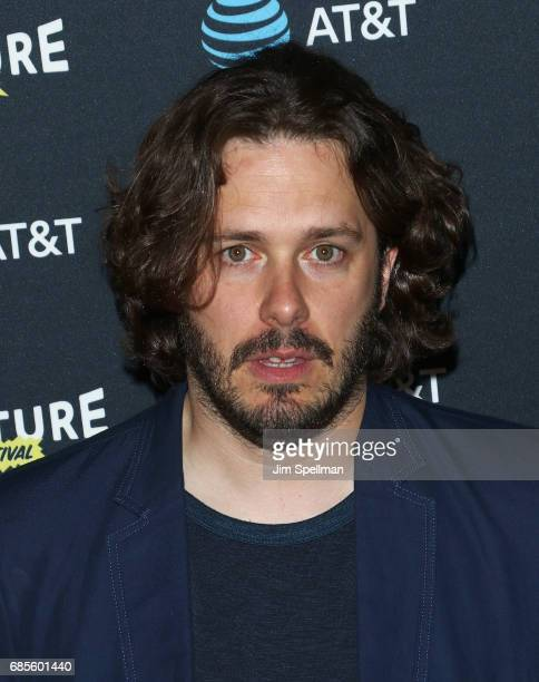 Director Edgar Wright attends the 2017 Vulture Festival kick off party at The Top of The Standard at The Standard High Line on May 19 2017 in New...