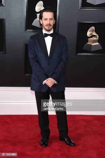 Director Edgar Wright attends the 60th Annual GRAMMY Awards at Madison Square Garden on January 28 2018 in New York City