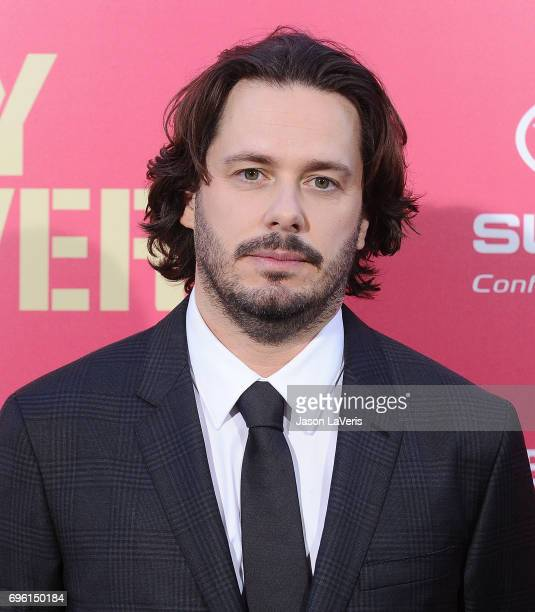 Director Edgar Wright attends the premiere of 'Baby Driver' at Ace Hotel on June 14 2017 in Los Angeles California