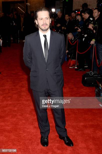 Director Edgar Wright attends the Rakuten TV EMPIRE Awards 2018 at The Roundhouse on March 18 2018 in London England