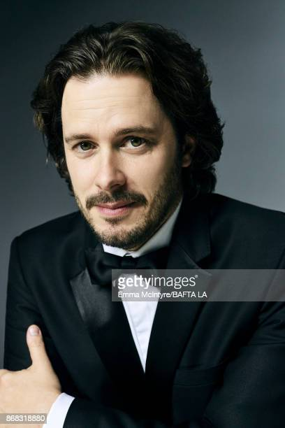 Director Edgar Wright is photographed at the 2017 AMD British Academy Britannia Awards on October 27 2017 in Los Angeles California