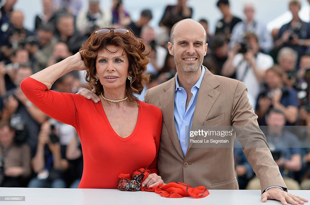 """Sophia Loren Presents Cannes Classic""  Photocall - The 67th Annual Cannes Film Festival"