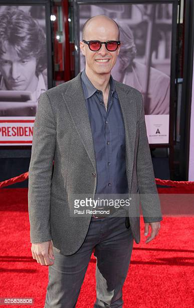 Director Edoardo Ponti arriving at the TCM Classic Film Festival 2016 Opening Night Gala 40th Anniversary Screening Of All The President's Men at TCL...