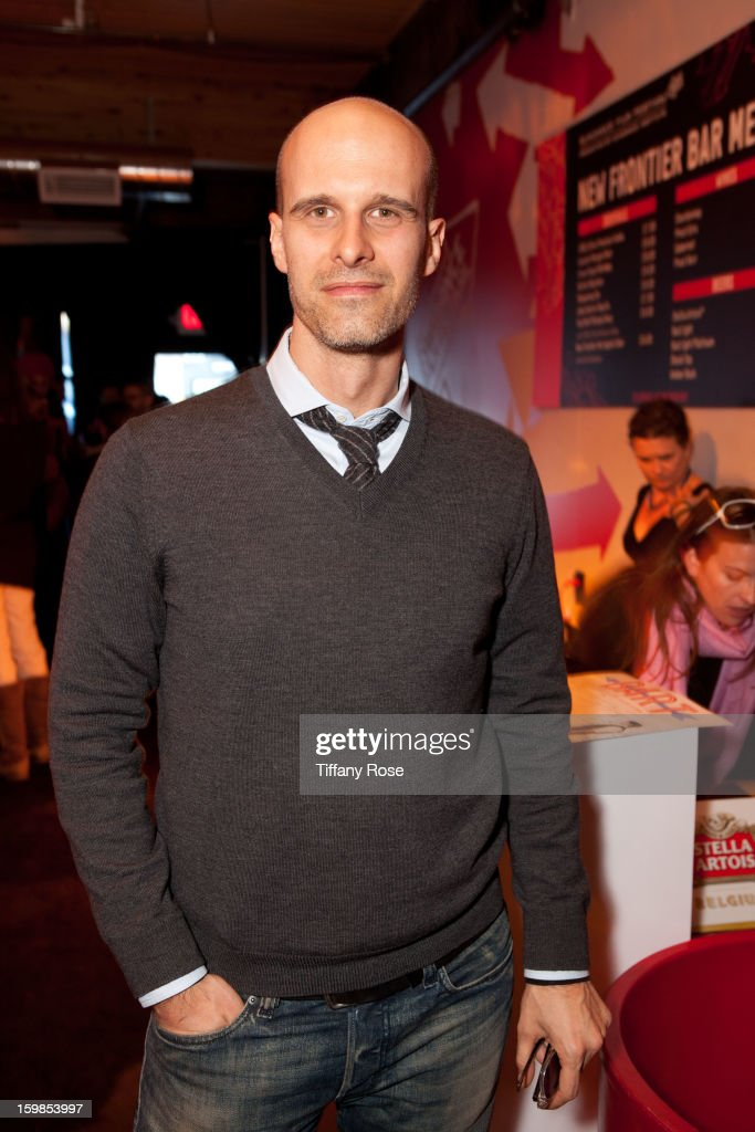 Director Edoardo Ponti attends the Canon Workshop in Park City on January 21, 2013 in Park City, Utah.