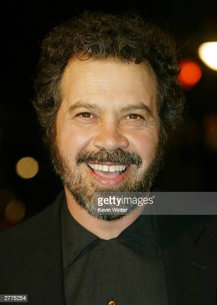 Director Edward Zwick attends the WB's premiere of The Last Samurai at the Mann's Village Theatre December 1 2003 in Los Angeles California