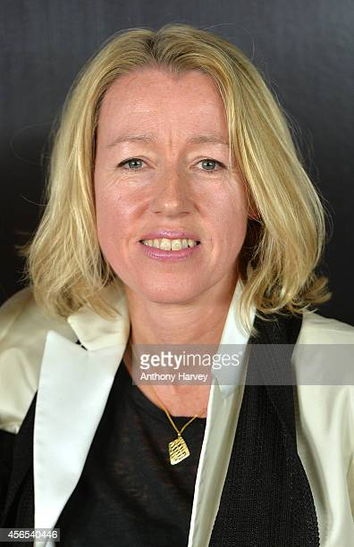 Director Elaine Constantine attends the UK Gala screening of 'Northern Soul' at Curzon Soho on October 2 2014 in London England