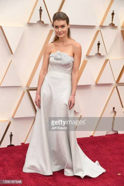 Director Elena Andreicheva attends the 92nd Annual Academy Awards at Hollywood and Highland on February 09 2020 in Hollywood California