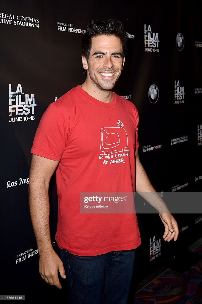 "2015 Los Angeles Film Festival - Closing Night Live Read Of ""Fast Times At Ridgemont High"" Directed By Eli Roth - Red Carpet"