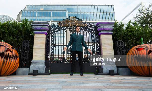 """Director Eli Roth attends the World Premiere of """"The House With The Clock In Its Walls"""" at Westfield White City on September 5, 2018 in London,..."""