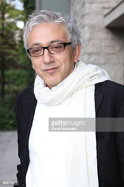Director Elia Suleiman attends The Time That Remains Premiere held at the Isabel Bader Theatre during the 2009 Toronto International Film Festival on...