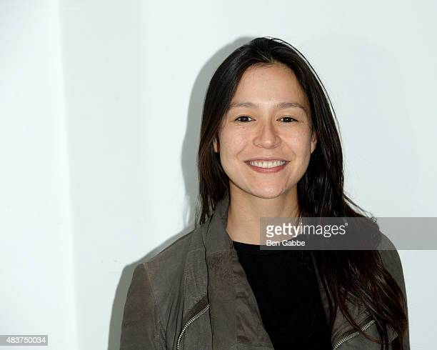 "Director Elizabeth Chai Vasarhelyi attends the 2015 Film Society Of Lincoln Center Summer Talks with ""Meru"" at Elinor Bunin Munroe Film Center on..."