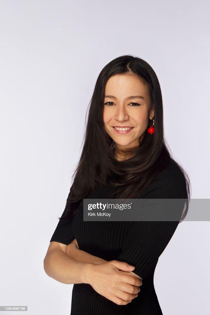 Elizabeth Chai Vasarhelyi, Los Angeles Times, January 3, 2019 : News Photo