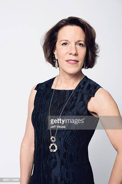 Director Ellen Goosenberg Kent poses for a portraits at the 87th Academy Awards Nominee Luncheon at the Beverly Hilton Hotel on February 2 2015 in...