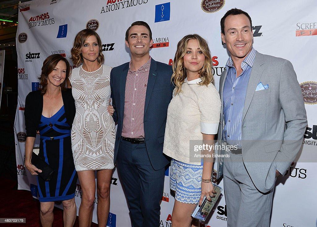 """""""Authors Anonymous"""" - Los Angeles Premiere - Arrivals : News Photo"""
