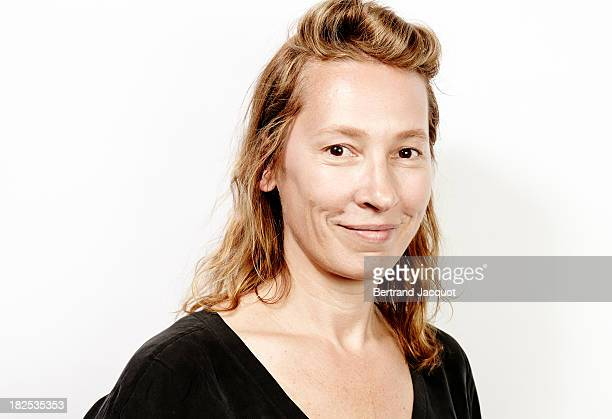 Director Emmanuelle Bercot is photographed for Self Assignment during Paris Cinema Festival on June 30 2013 in Paris France